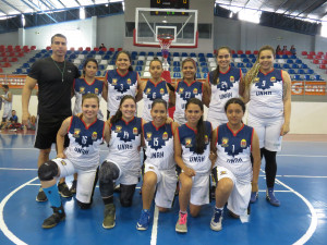 UNAH y Unitec disputarán la final en Baloncesto